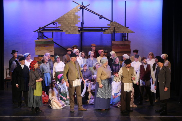 Fiddler On The Roof March 2015 Haslemere Players